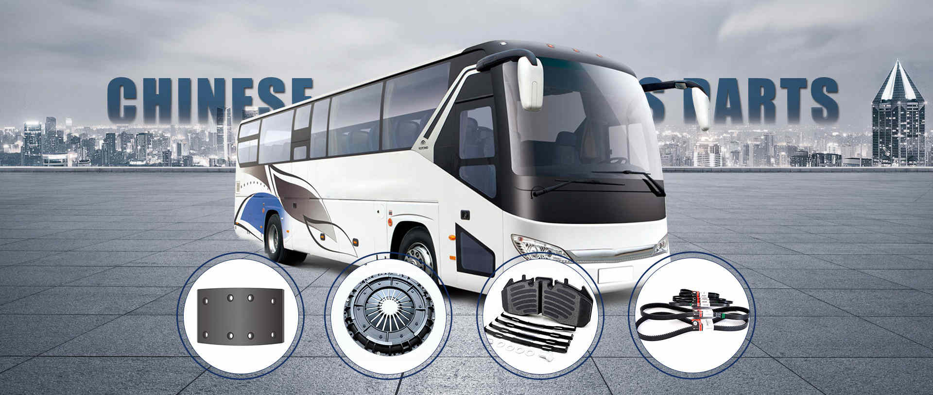 Reliable Chinese brand Commercial vehicles (BUS AND TRUCK) spare parts supplier since 2017.